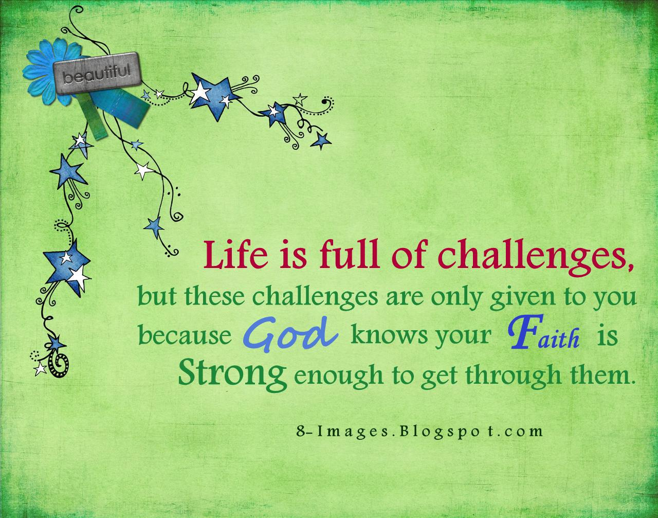 life is full of challenge Posted on march 2, 2015 by life's box of chocolates • 1 comment there were originally two challenges for march, but i now have three and a bonus due to lent 1.