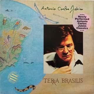 Terra Brasilis discografia  Jobim