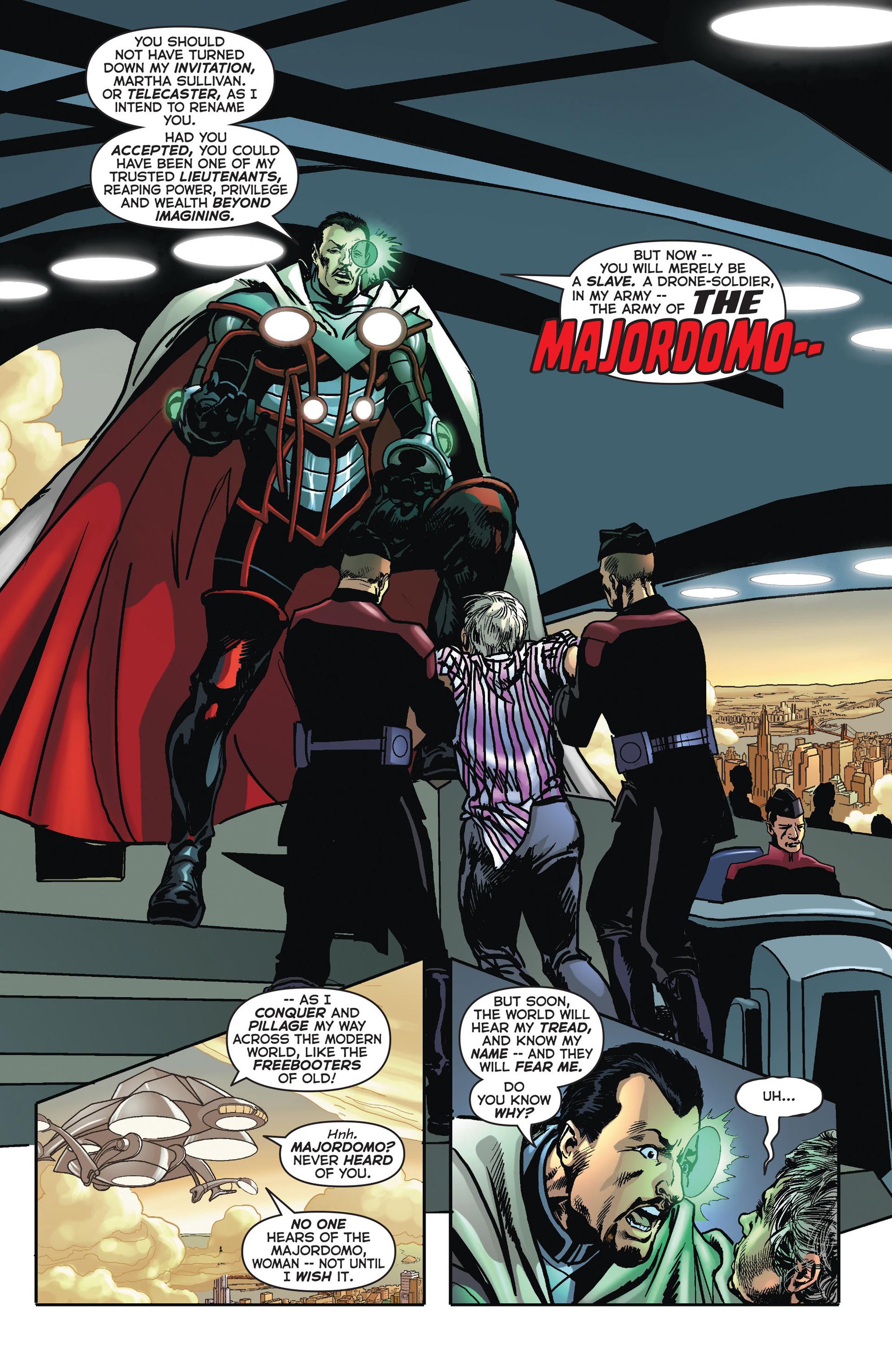 Read online Astro City comic -  Issue #4 - 11