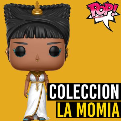Lista de figuras funko pop de Funko POP La momia