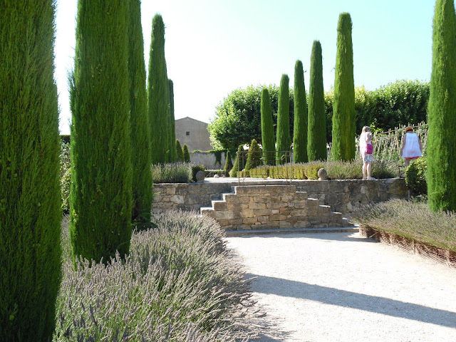 ogród prowansalski