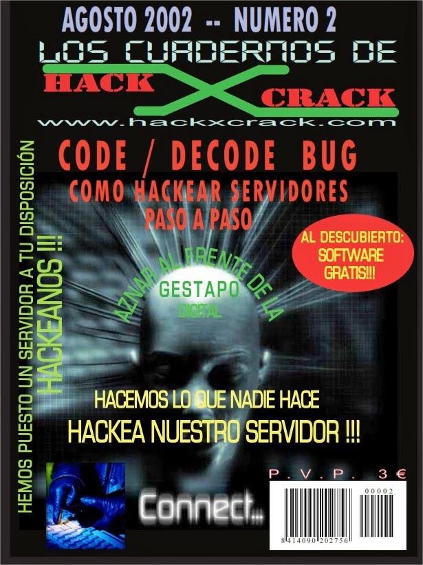 Descargar todas revistas hackxcrack
