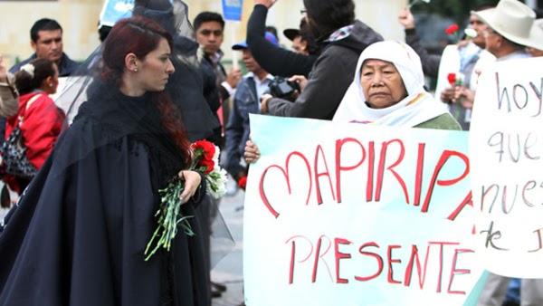 Colombia: Declaran masacre de Mapiripán como crimen contra DDHH