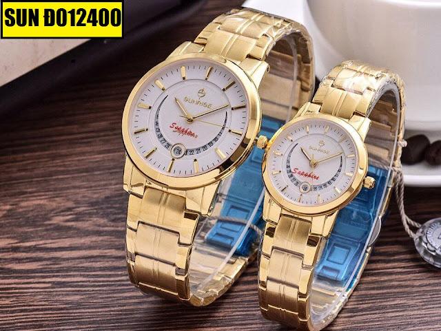 Đồng hồ đôi Sun Đ012400