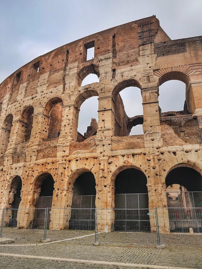 Rome/Florence trip Photodiary! ✈🍝
