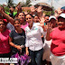 Inicia Ana Paty Peralta campaña en región 230