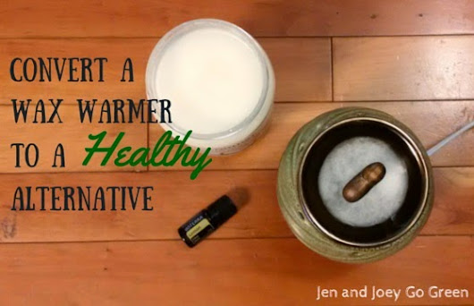 8 Convert a Cube Warmer to a Healthy Alternative