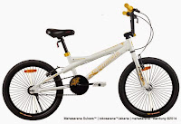 Sepeda BMX Pacific X-Man 1.0 Rangka Aloi 20 Inci