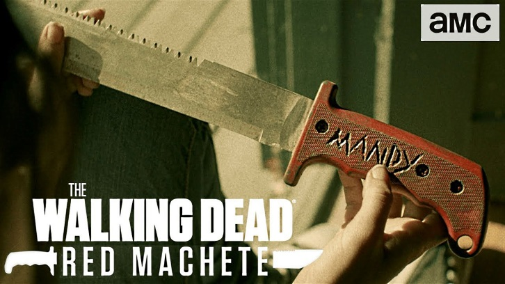 The Walking Dead - Red Machete: Sorrowful *Region Free*