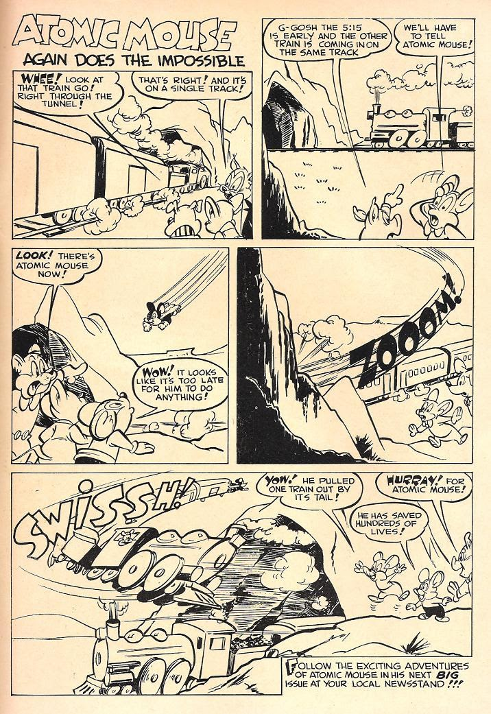 Atomic Mouse issue 7 - Page 35