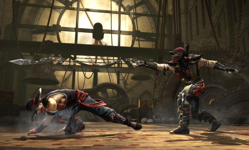 Mortal Kombat 9 - PC- STORY MODE - EPISODUL 1 ! - YouTube