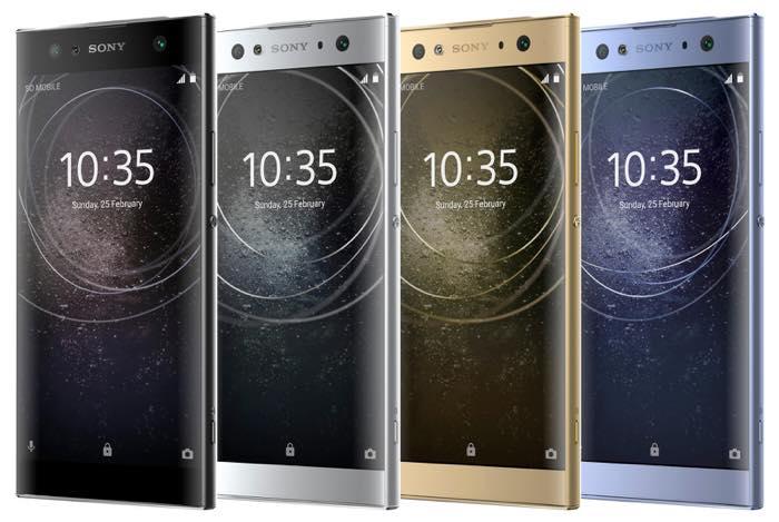 تسريب هواتف سوني Xperia الجديدة قبل CES 2018