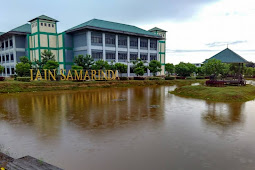 Jurusan dan Daya Tampung SPAN PTKIN Institut Agama Islam Negeri Samarinda (IAIN Samarinda)