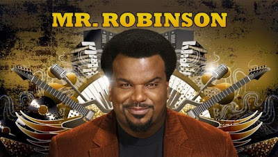 Mr. Robinson NBC