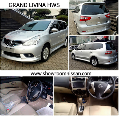 KREDIT NISSAN GRAND LIVINA HWS