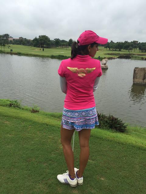 Ankita Tiwana Indian professional golfer