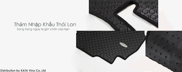 Thảm nhập khẩu Thái Lan