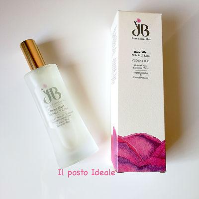 JB Rose Cosmethic Nebbia di Rose