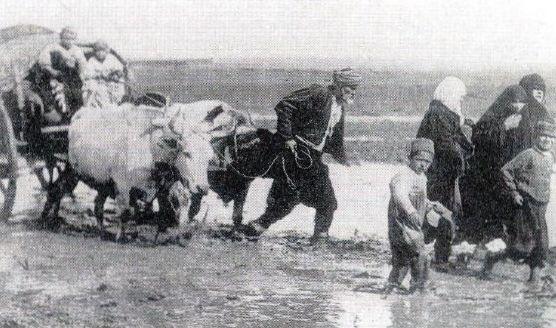 Turkish-Greek-Yugoslav agreement for expulsion Albanians to Turkey