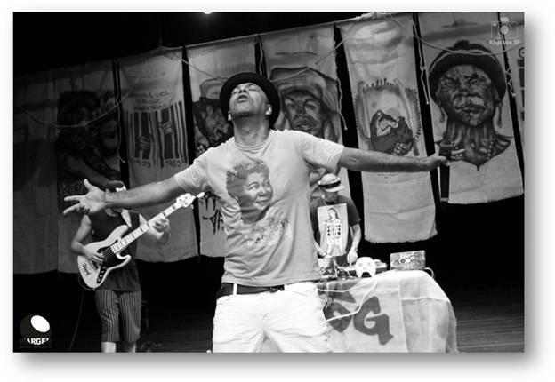 GOG faz show gratuito na cidade de São Paulo (Sábado 27/02)