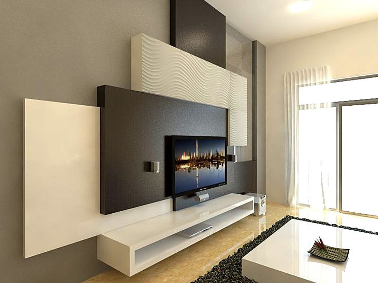 The Best 30 TV Units Designs - Decor Units