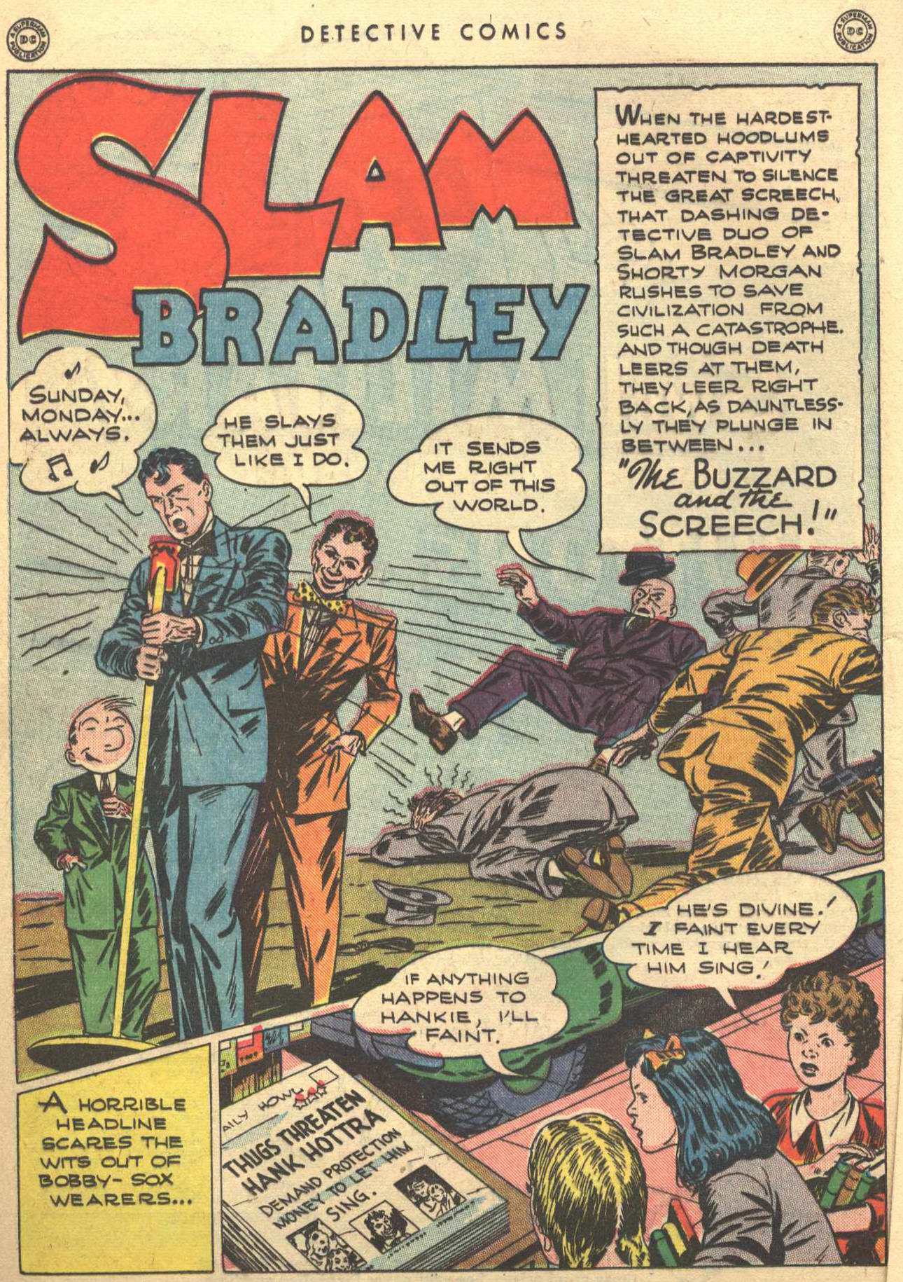 Read online Detective Comics (1937) comic -  Issue #104 - 22