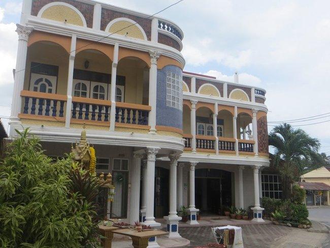 Красивый дом на Чавенге