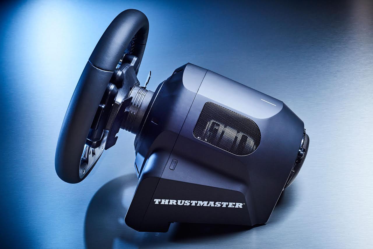 Se presenta el volante Thrustmaster T-GT para Gran Turismo Sports