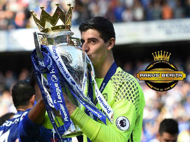 Courtois 'Chelsea Akan Kerja Keras Pertahankan Gelar Juara Musim Ini'