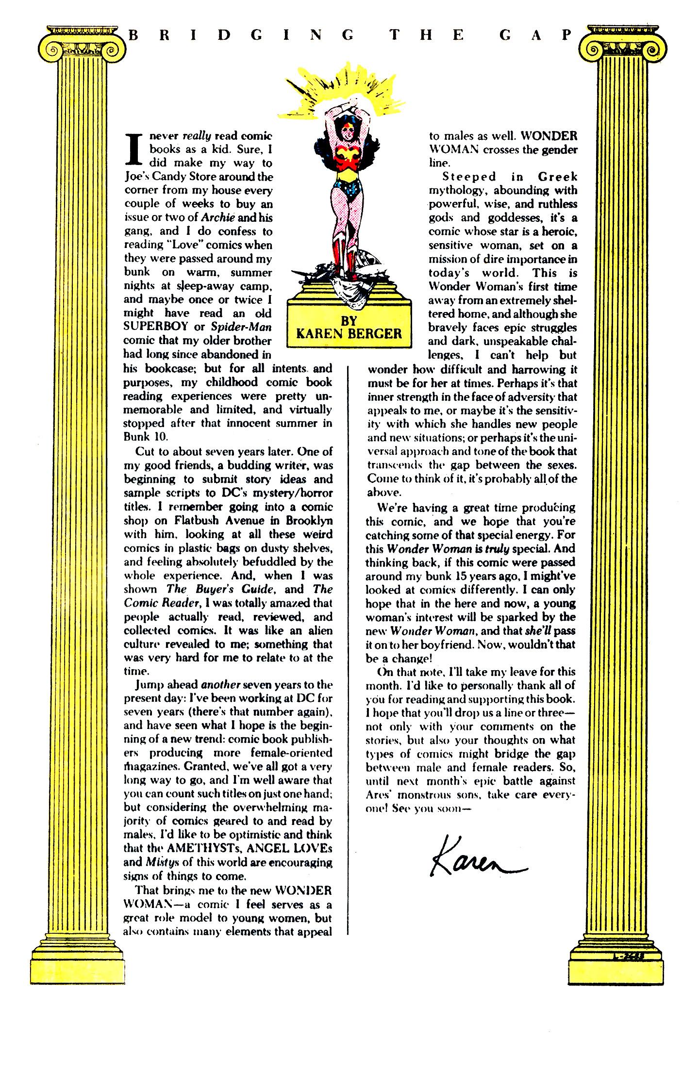 Read online Wonder Woman (1987) comic -  Issue #2 - 24
