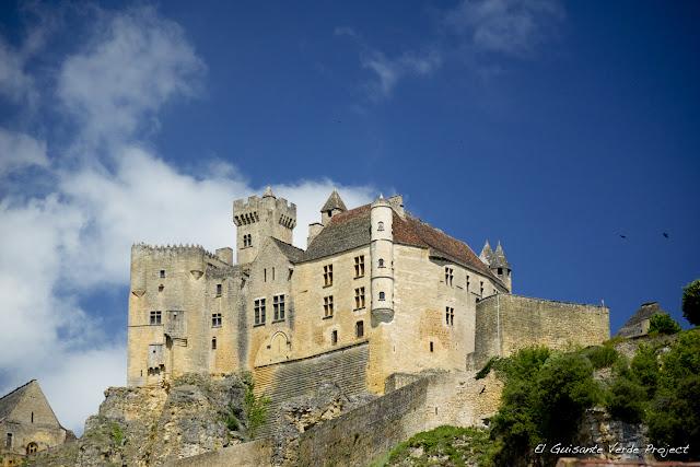 Castillo de Beynac - Dordoña Perigord por El Guisante Verde Project