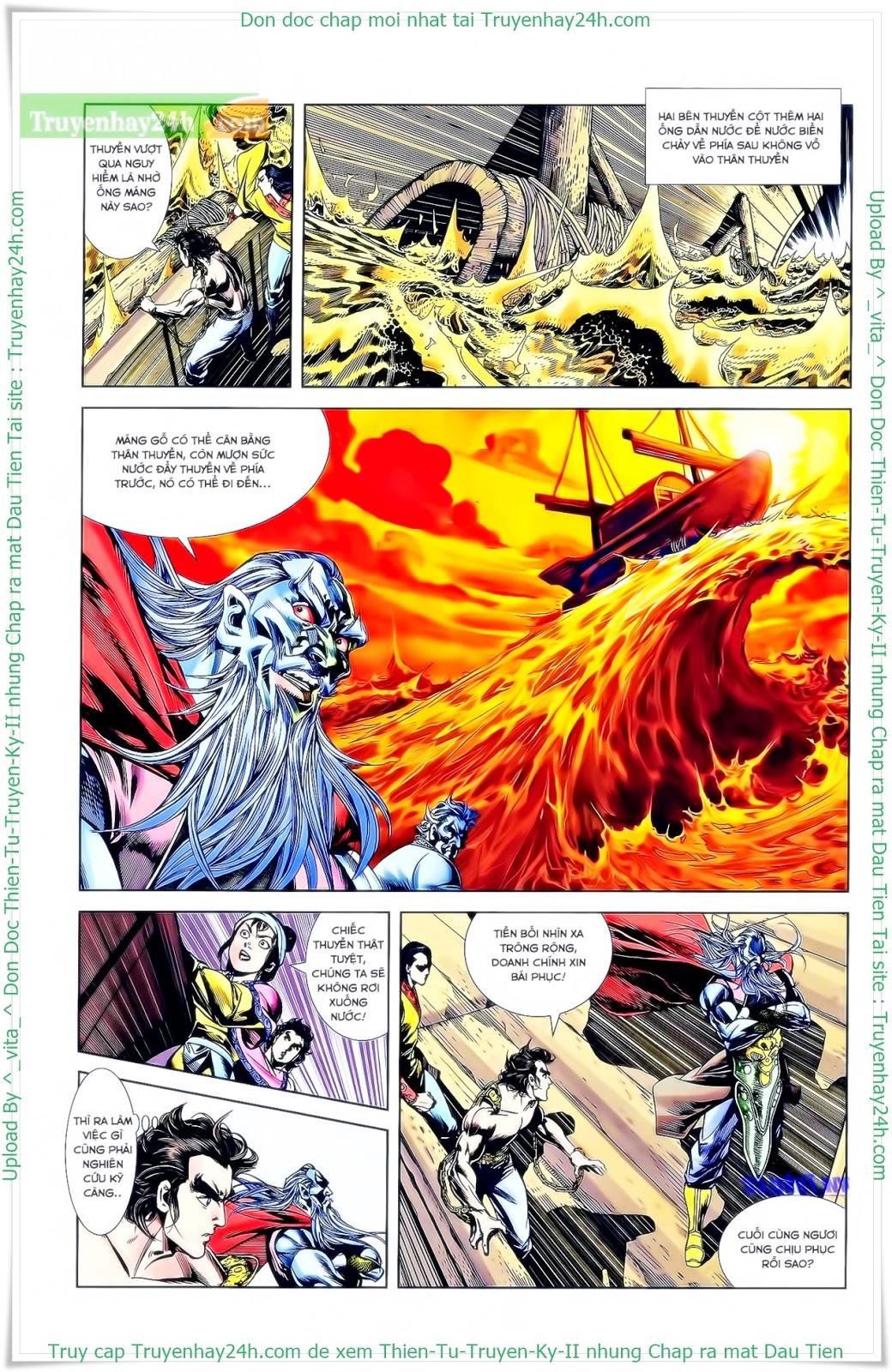 Tần Vương Doanh Chính chapter 27 trang 8