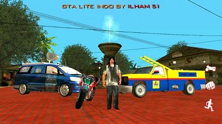 New GTA LITE Indonesia 100MB