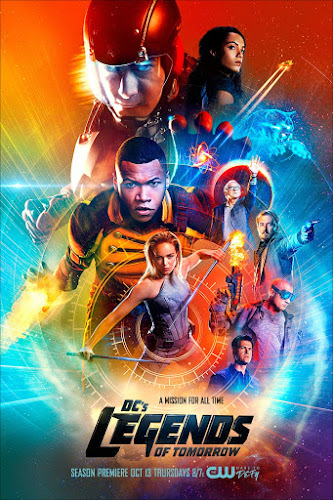 Legends of Tomorrow Temporada 2 (HDTV 720p Ingles Subtitulada)