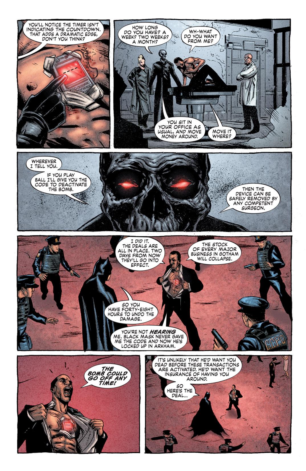 Detective Comics (1937) 864 Page 11