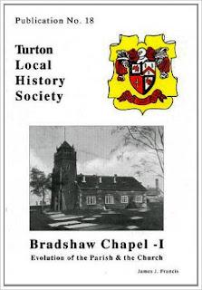 Turton Local History Society #18 - Bradshaw Chapel I