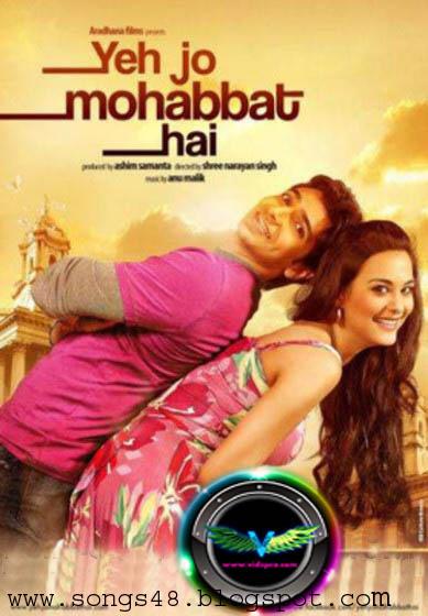 Ganer Vubon: Yeh Jo Mohabbat Hai Hindi Movie Dtails & Mp3