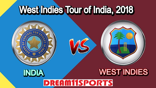 India vs West Indies 1st ODI Match Dream11 Prediction