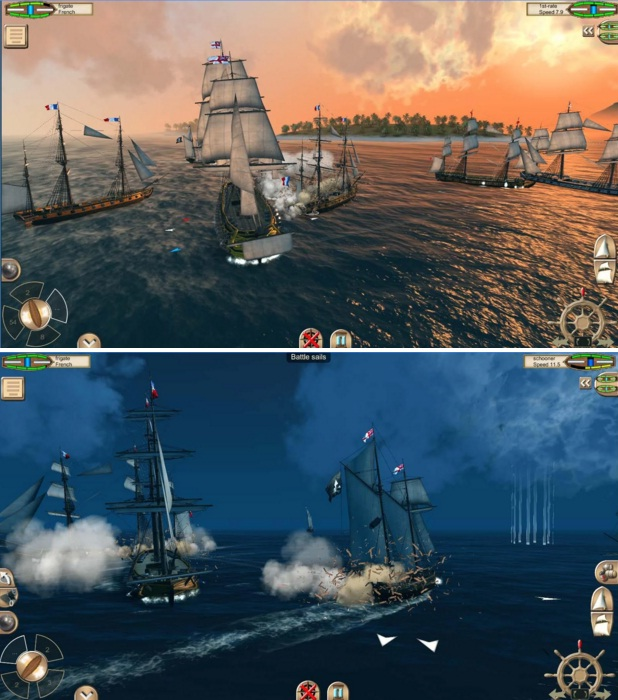 The Pirate Caribbean Hunt Offline MOD Unlimited Gold