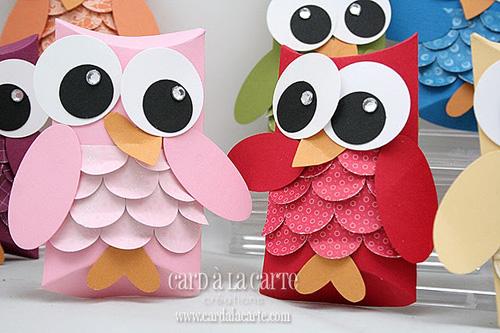 My Owl Barn Diy Pillow Box Owls