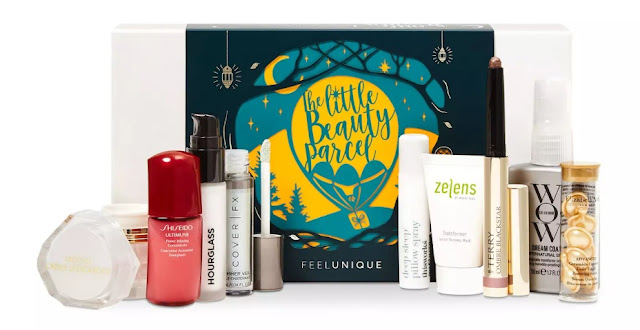 Feelunique Exclusive for Christmas 2018 - Beauty Boxes