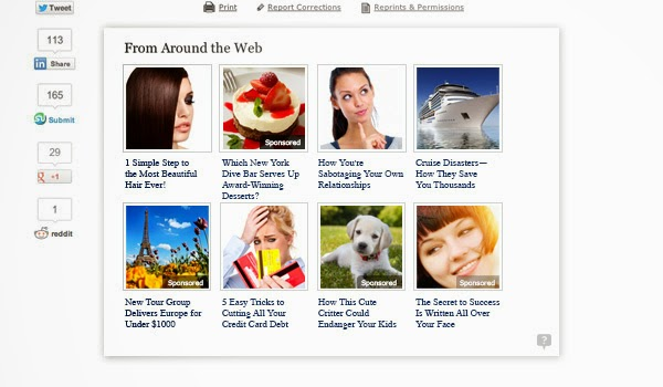 Content.Ad Related Posts for Blogger & Wordpress