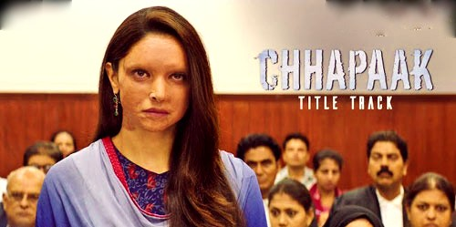 Chhapaak Lyrics & Video Song | Arijit Singh | Deepika Padukone