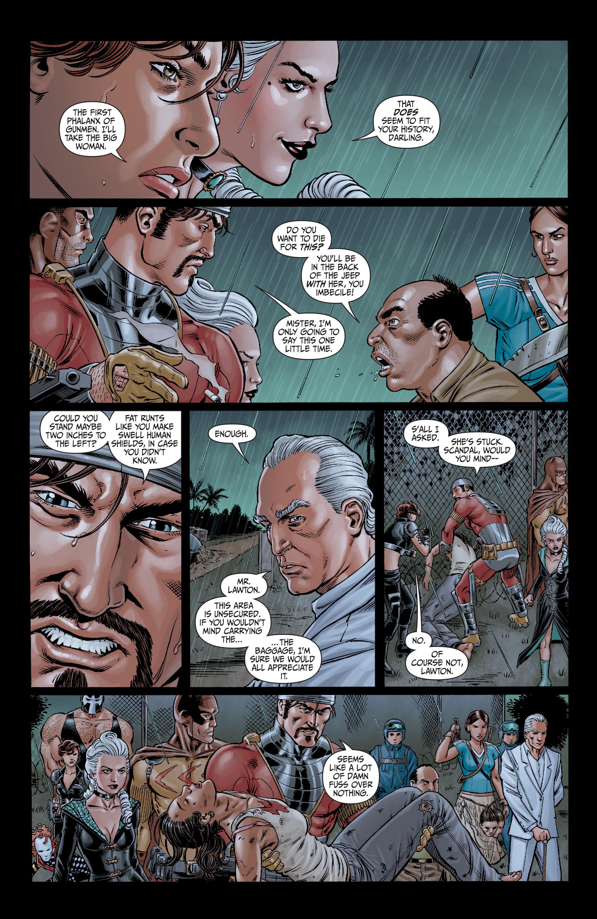 Read online Secret Six (2008) comic -  Issue #11 - 4