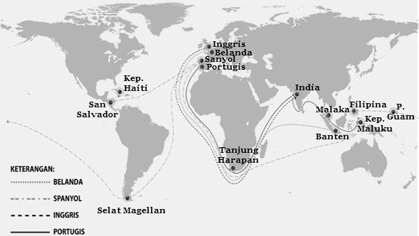 jalur laut