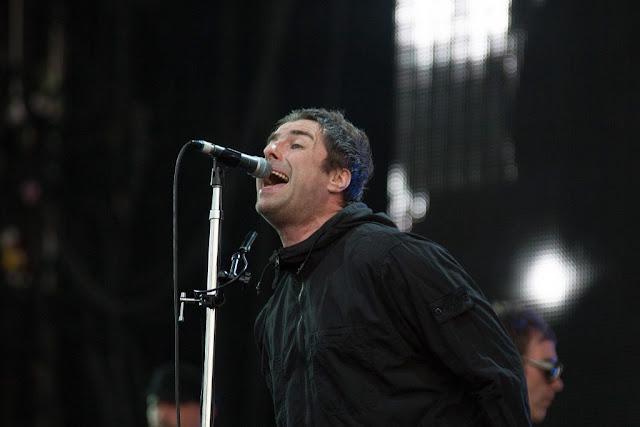 A noite de coroação de Liam Gallagher, eterna Rock 'n' Roll Star