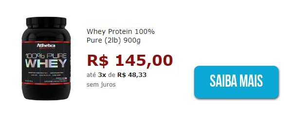 whey protein preço
