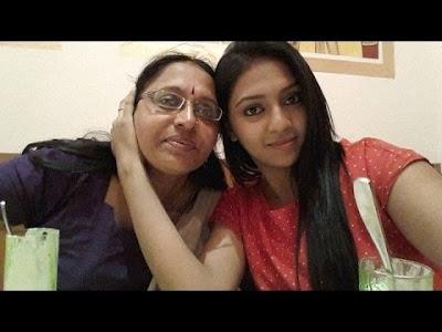 Lakshmi Menon mother Usha Menon