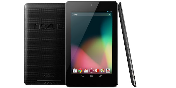 Google Nexus 7 receives Android 5.0.2