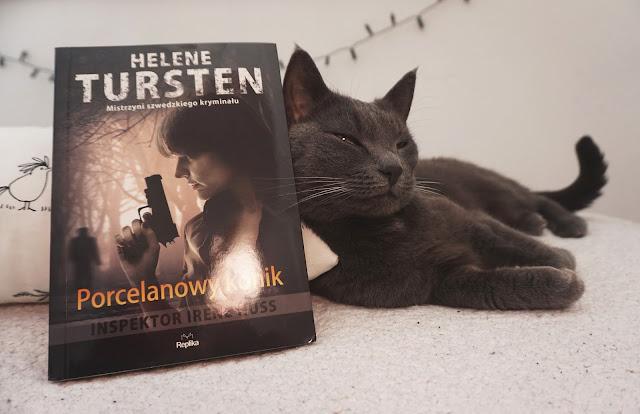 """#25 Helene Tursten """"Porcelanowy konik"""""""